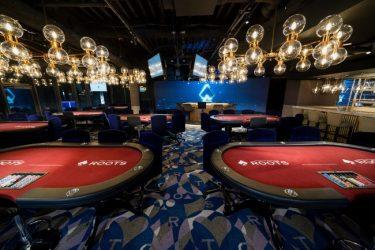 ポーカールーム